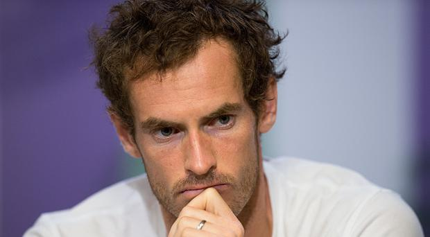 Andy Murray pulled out of the 2017 US Open. (Photo by Joe Toth - AELTC Pool/Getty Images)
