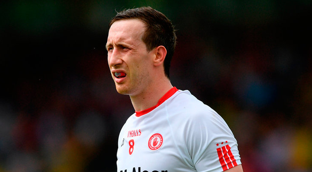 Colm Cavanagh: 'Time goes very fast'. Photo by Ramsey Cardy/Sportsfile