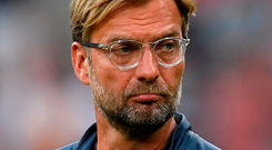 'Jurgen Klopp shrugs away the Neymar deal as a bizarre emanation of football rearing beyond any kind of restraint.' Photo: Getty Images
