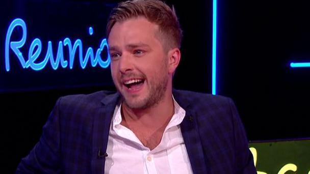Love Island narrator Iain Sterling doesn't look like people expect