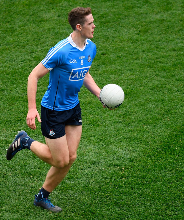 Brian Fenton of Dublin. Photo: Sportsfile