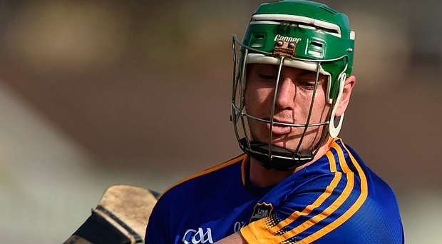 Tipperary's John 'Bubbles' O'Dwyer is sure to get close attention from the Galwlay backline. Photo: Sportsfile