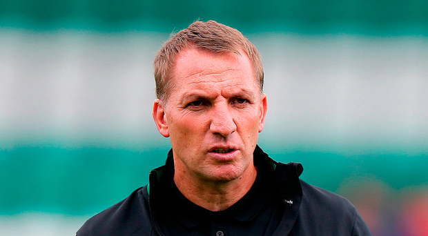 Rodgers, who confirmed defender Erik Sviatchenko will miss the ties as he will be out