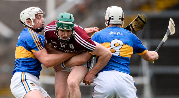 There's no argument: Tipp have slipped back defensively from where they were a year ago. Photo: Sportsfile
