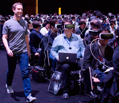 Brave new world: Is Mark Zuckerberg ushering us over the threshold into a new era of artificial intelligence?