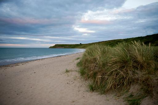 The beach near Rosslare, Co Wexford. Picture: Getty