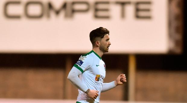 Sean Maguire will be hoping to build on his impressive start with Preston. Photo by Eóin Noonan/Sportsfile