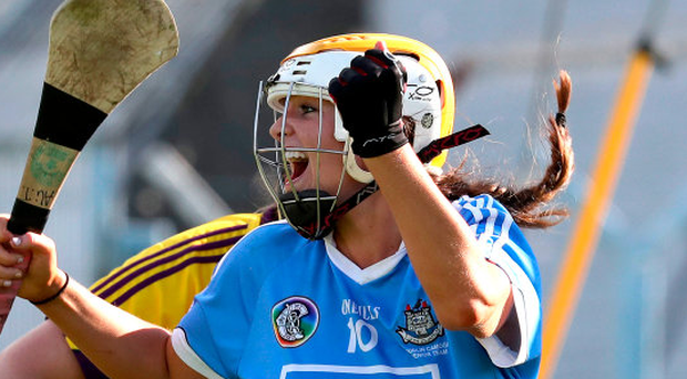 Ali Twomey of Dublin. Photo: ©INPHO/Bryan Keane
