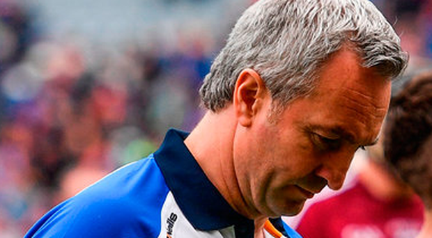 Disappointed: Tipp boss Michael Ryan. Photo: Sportsfile