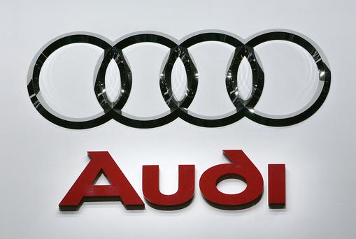 Audi was notified about the step and will continue to work constructively with prosecutors, company spokesman Oliver Scharfenberg said