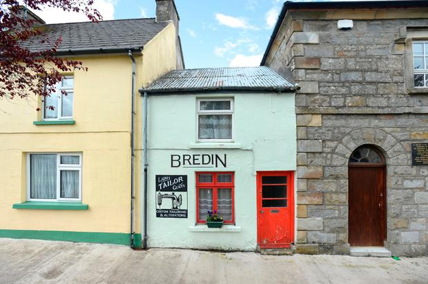 A distinctive property in Kiltyclogher. Photo: Justin Farrelly