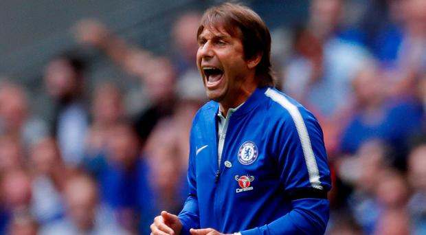 Chelsea manager Antonio Conte. Action Images via Reuters/Andrew Couldridge