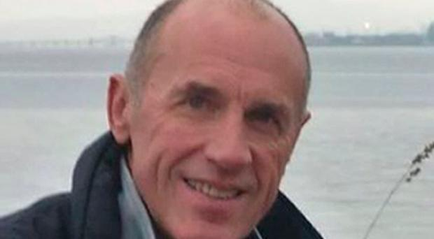 Arnold Mouat, whose body was found in his family home on Saturday after he was reported missing a month ago