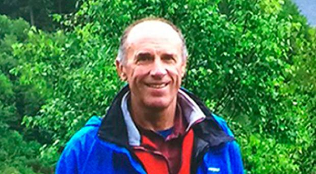 Undated handout photo issued by Police Scotland of Arnold Mouat, 64, who has been missing since leaving his home four weeks ago. PRESS ASSOCIATION Photo. Issue date: Thursday August 3, 2017. Mouat was last seen by family at around 11.30pm on Thursday July 6 in his house in Panbrae Road, Bo'ness, but he is thought to have left the property at some point during the night. See PA story SCOTLAND Missing. Photo credit should read: Police Scotland/PA Wire NOTE TO EDITORS: This handout photo may only be used in for editorial reporting purposes for the contemporaneous illustration of events, things or the people in the image or facts mentioned in the caption. Reuse of the picture may require further permission from the copyright holder.