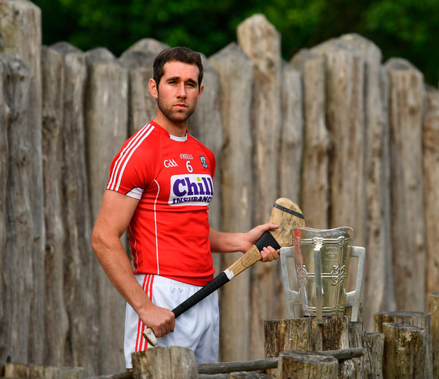 Cork's Mark Ellis. Photo by Brendan Moran/Sportsfile