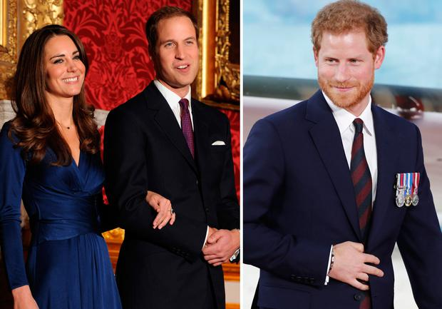 Prince Harry Made A Huge Personal Sacrifice When William Proposed To