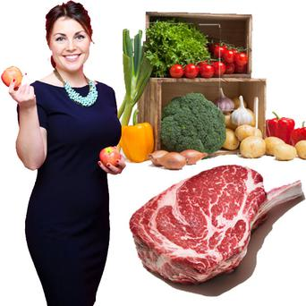 Can a meat-free diet can provide the same nutrients as a meat-based one