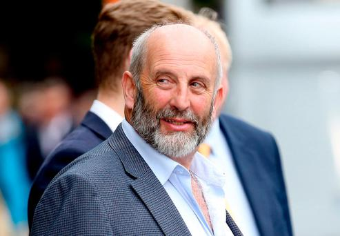 Independent TD for Kerry Danny Healy-Rae. Photo: Tom Burke
