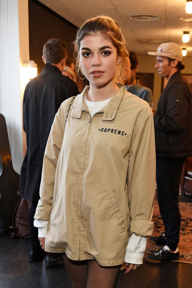 Molly Moorish attends the launch of James Bay's new Topman collection at The Ace Hotel on August 8, 2017 in London, England. (Photo by David M. Benett/Dave Benett/Getty Images for Topman)