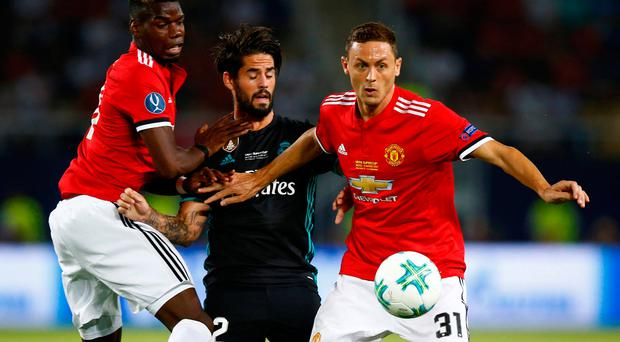Nemanja Matic makes incredible Romelu Lukaku prediction