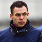 Galway manager Mark Dunne. Photo: Sportsfile