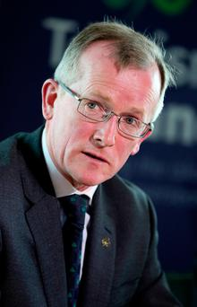Niall Gibbons, CEO of Tourism Ireland