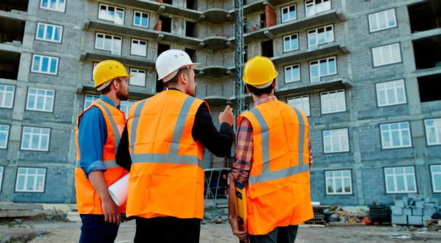 The cost of building a two-bedroom apartment is way in excess of the selling price, meaning few developments are likely to go ahead unless the Government tackles Vat, levies and other costs, a new report claims.