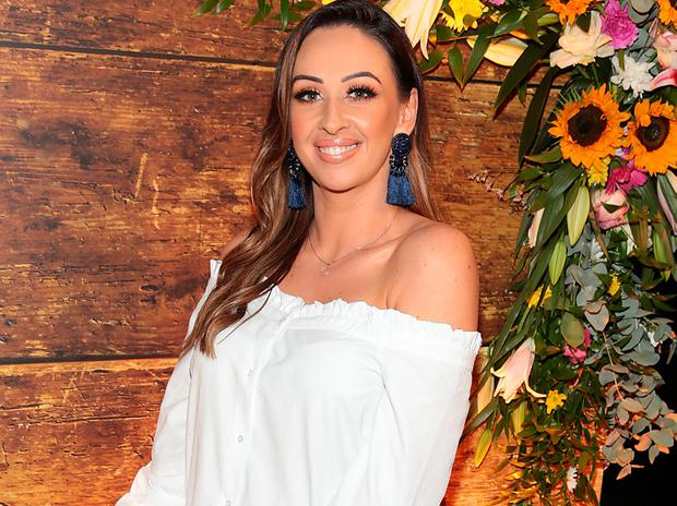 Michelle Regazzoli Stone at the Tesco Finest Mid-Summer BBQ at Everleigh Garden, Dublin. Picture: Brian McEvoy