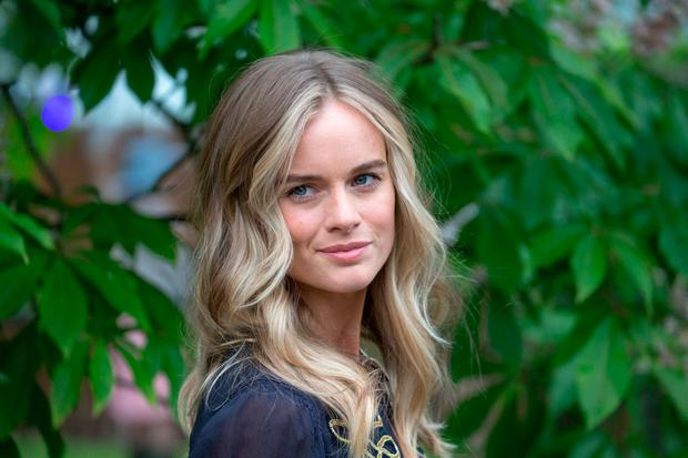 Cressida Bonas arrives for the Serpentine Summer Party at The Serpentine Gallery on July 6, 2016 in London, England. (Photo by Luca Teuchmann/Luca Teuchmann / WireImage)