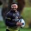 13 January 2017; Charles Piutau of Ulster in action during the captain's run at the Kingspan Stadium in Belfast. Photo by Oliver McVeigh/Sportsfile