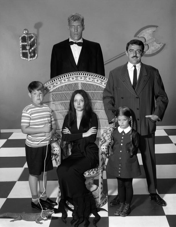 The 1964 TV series