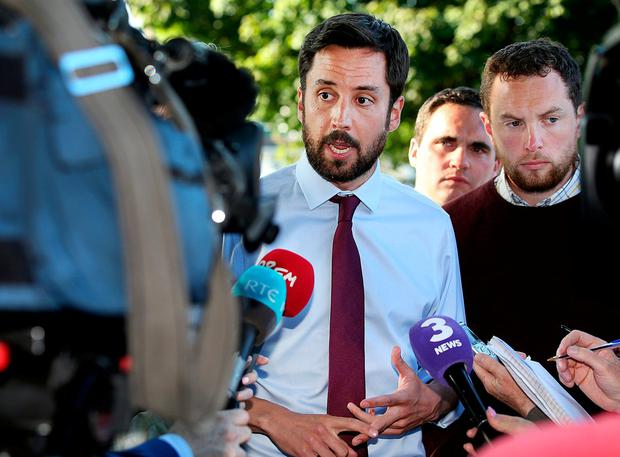 Housing Minister Eoghan Murphy. Picture: Steve Humphreys