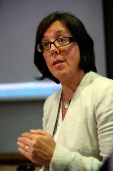 National Transport Authority chief executive Anne Graham. Picture: RollingNews.ie