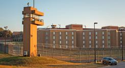 The Central Prison in Raleigh, where Thomas Martens is being held