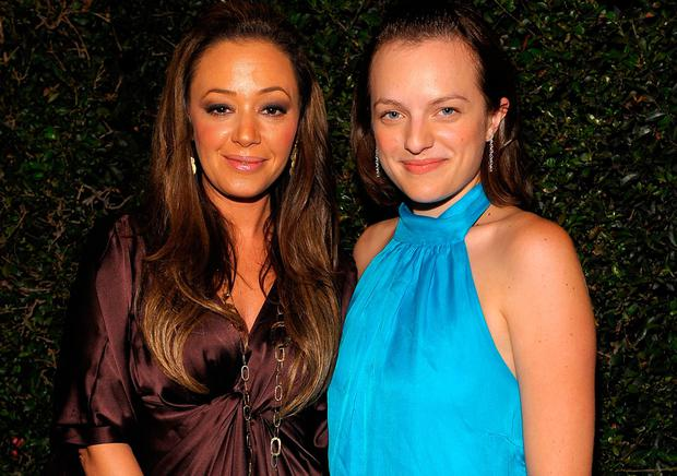 Leah Remini Questions Elisabeth Moss' Continued Support Of Scientology