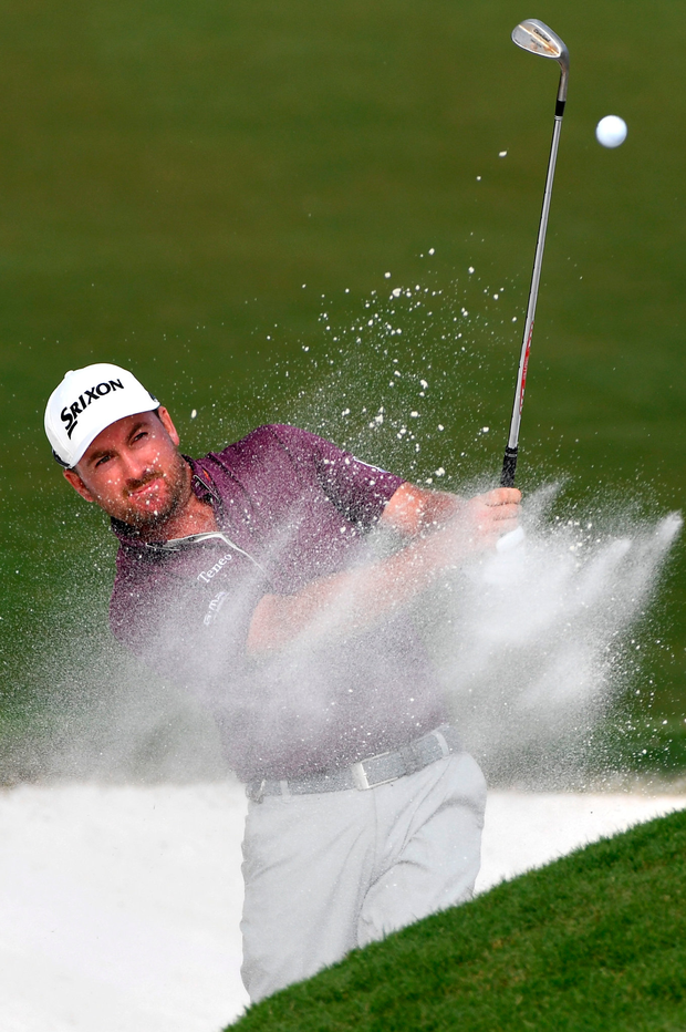 McDowell: 'Good warm-up'. Photo: Ross Kinnaird/Getty Images