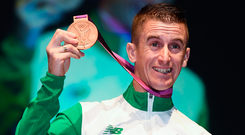 Rob Heffernan returns to London after his he was upgraded to bronze following the 2012 games there. Photo: Stephen McCarthy/Sportsfile