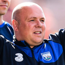 Waterford manager Derek McGrath. Photo: Stephen McCarthy/Sportsfile