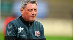 Bohemians boss Keith Long