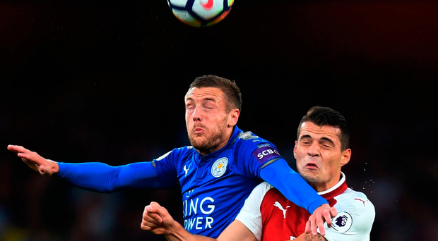 Where did it go wrong for the Leicester defense against Arsenal?
