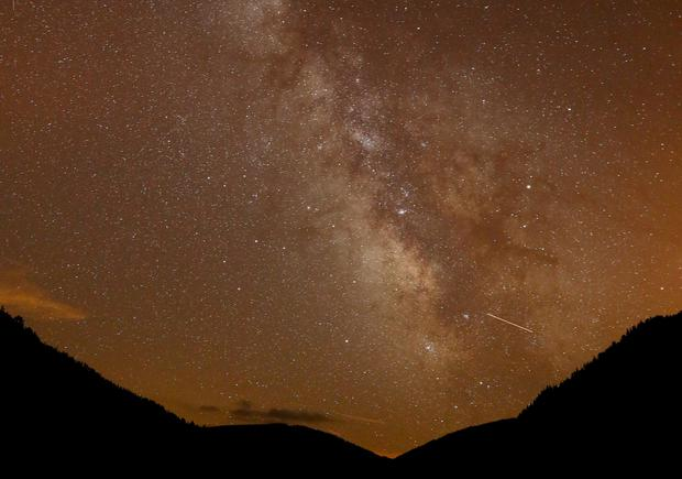 Perseids meteor shower: How and where to see the weekend's shooting stars