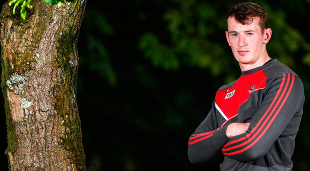 Damien Cahalane: 'You know every day you're going to be under pressure so you have to put yourself to the pin of your collar in training' Photo: Eoin Noonan/Sportsfile