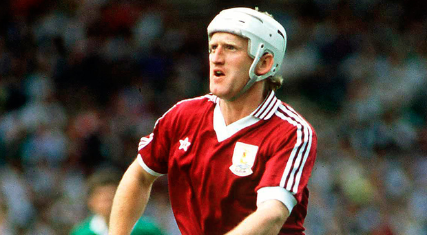 August 1990; Tony Keady, Galway, hurling. Picture credit; Ray McManus/SPORTSFILE