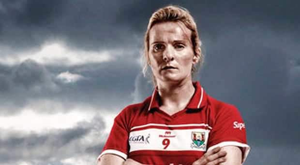 Ladies Gaelic Football star Briege Corkery. Photo: Liam Murphy