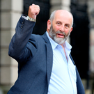 Give him respect: Kerry TD Danny Healy-Rae is being ridiculed for blaming the poor state of the highways in his native country on fairies, but in truth he is a solid political figure. Photo: Tom Burke