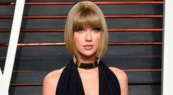 Speaking out: Taylor Swift alleged she was sexually assaulted by a radio station DJ. Picture: Evan Agostini/Invision/AP