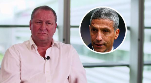 Newcastle owner Mike Ashley makes admission certain to please the fans