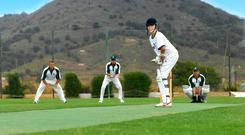 Cricket Ireland will be put through their paces at La Manga Club's facilities