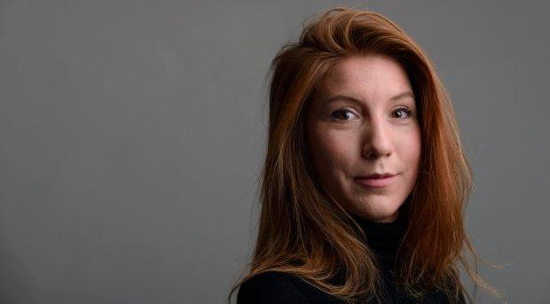 Swedish journalist Kim Wall. (Tom Wall via AP)