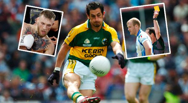 Ticket Information Kerry v Mayo Replay - Start time 3pm Saturday